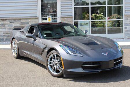 2014 Corvette Stingray 2dr Cpe w/1LT 2dr Cpe w/1LT picture #1
