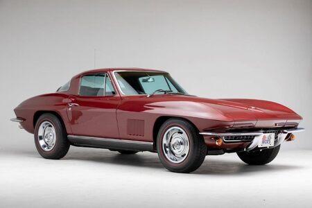 1967 Corvette Coupe A/c Coupe A/c picture #1