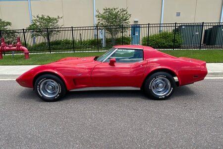 1977 Corvette picture #1