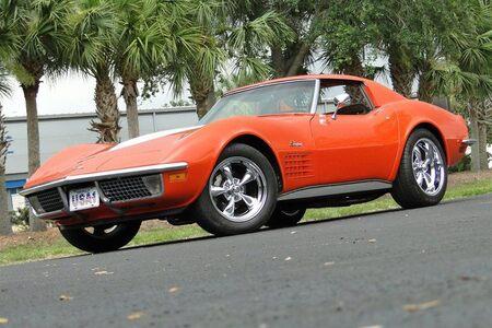 1971 Corvette 2 Door Hardtop 2 Door Hardtop picture #1