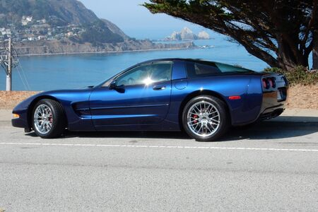 2001 C5 Coupe picture #1