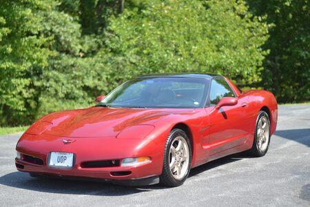 2000 Corvette Coupe picture #1