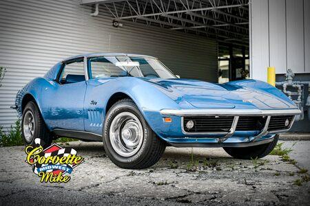 1969 Corvette Coupe Coupe picture #1