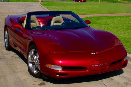2001 C5 Corvette picture #1