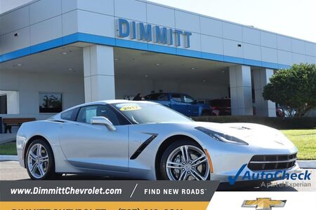 2017 Corvette picture #1