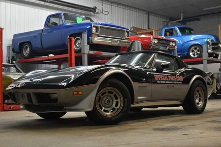 1978 Corvette Limited Edition Pace Car Limited Edition Pace Car picture #1