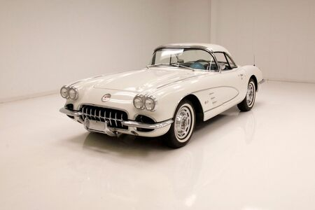 1960 Corvette Convertible Convertible picture #1