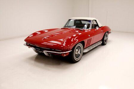 1965 Corvette Convertible Convertible picture #1