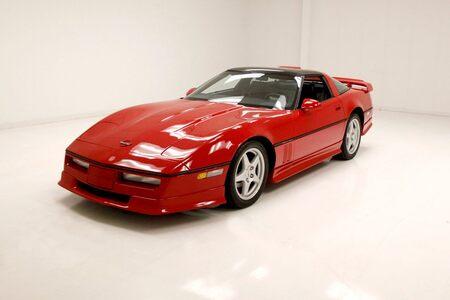 1986 Corvette Coupe Coupe picture #1