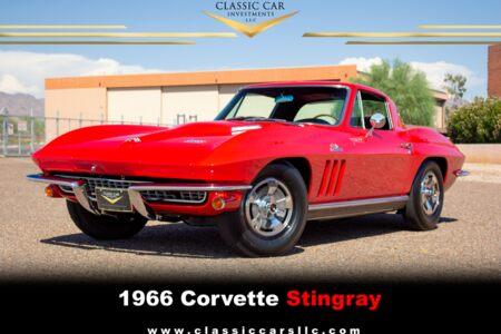 1966 Corvette Coupe Coupe picture #1