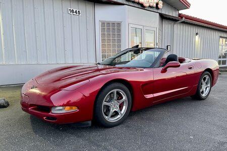2001 Corvette picture #1