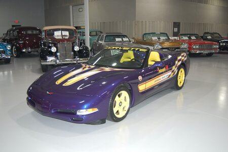 1998 Corvette Pace Car Edition picture #1