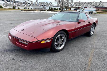 1987 Corvette picture #1