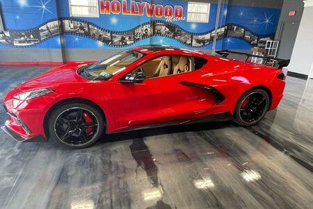 2020 Corvette 2dr Stingray Cpe w/3LT 2dr Stingray Cpe w/3LT picture #1
