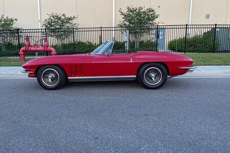 1966 Corvette Convertible picture #1