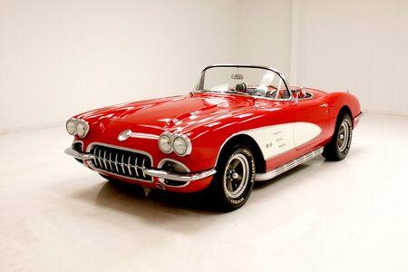 1960 Corvette Roadster Roadster picture #1