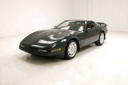 1992 Corvette Coupe Coupe picture #1
