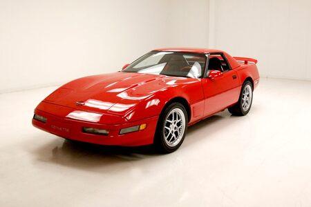 1987 Corvette Convertible Convertible picture #1