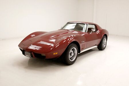 1975 Corvette Coupe Coupe picture #1