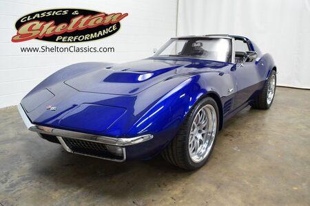 1970 Corvette Restomod Restomod picture #1