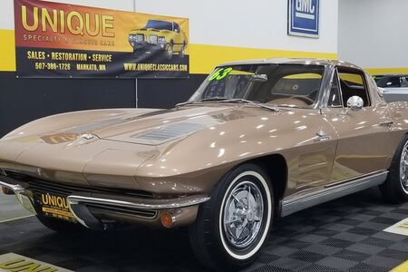 1963 Corvette Split Window 360HP Fuel Injection Split Window 360HP Fuel Injection picture #1