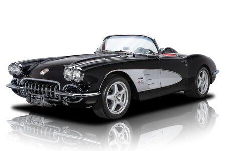 1958 Corvette picture #1