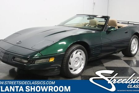 1992 Corvette Convertible Convertible picture #1