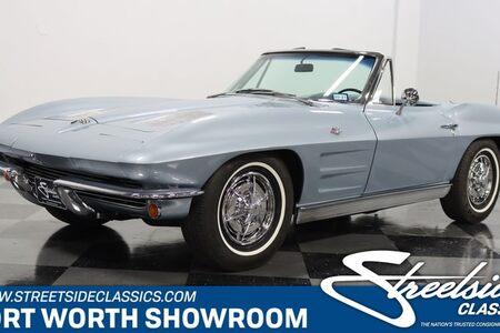 1963 Corvette Convertible Convertible picture #1