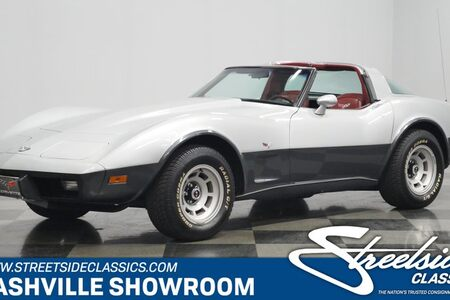 1978 Corvette 25th Anniversary 25th Anniversary picture #1