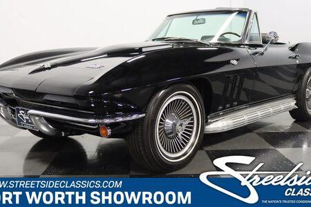 1966 Corvette Convertible Convertible picture #1