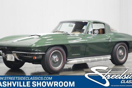 1967 Corvette 427 Tri-Power 427 Tri-Power picture #1