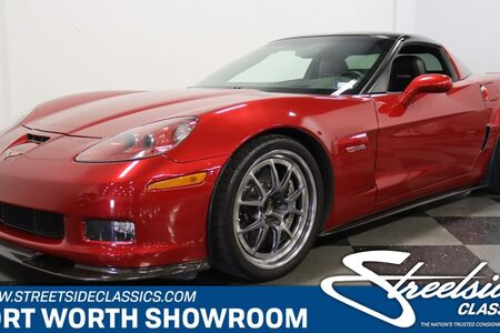 2011 Corvette Z06 With Z07 Ultimate Performance Package Z06 With Z07 Ultimate Performance Package picture #1