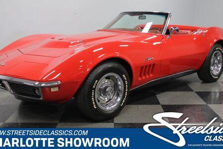 1968 Corvette L36 427/390HP Convertible L36 427/390HP Convertible picture #1
