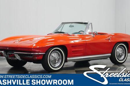 1964 Corvette Convertible Convertible picture #1