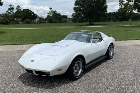 1974 Corvette picture #1
