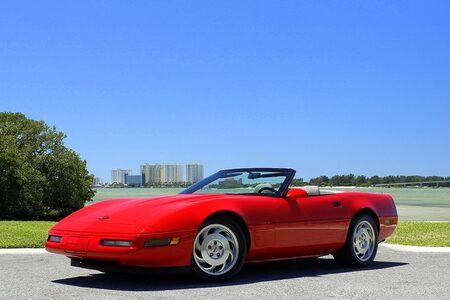 1996 Corvette 2dr Convertible 2dr Convertible picture #1
