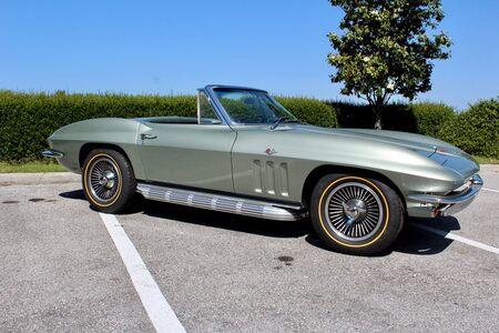 1966 Corvette Stingray picture #1