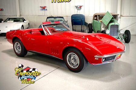 1968 Corvette Convertible L88 Tribute Convertible L88 Tribute picture #1