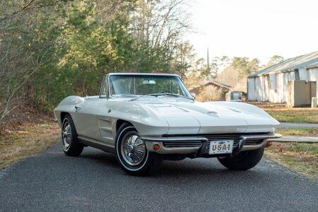 1964 Corvette Stingray Convertible Convertible picture #1