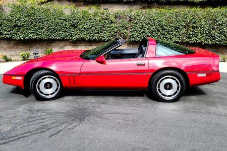 1985 Corvette Coupe picture #1