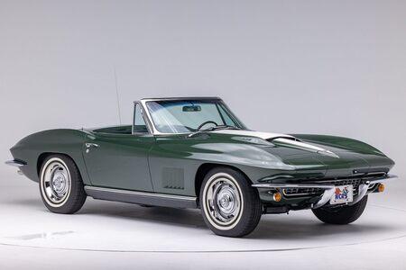1967 Corvette Convertible Convertible picture #1