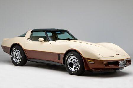1981 Corvette 2dr Coupe 2dr Coupe picture #1