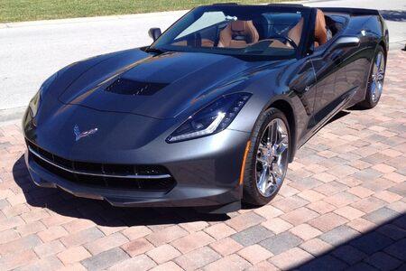 2014 Corvette Z51 3LT Convertible picture #1