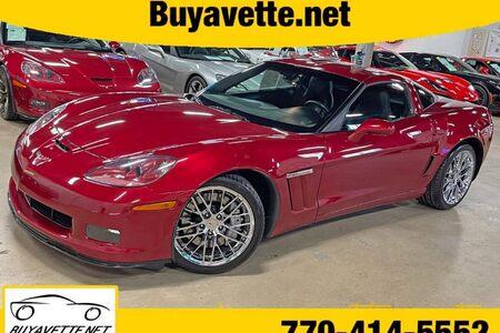 2011 Corvette Grand Sport 1LT Coupe Custom picture #1