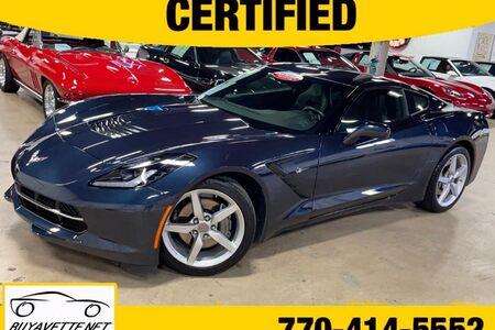 2015 Corvette Stingray 1LT Coupe picture #1