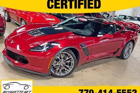 2015 Corvette Z06 3LZ Coupe picture #1