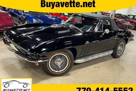 1966 Corvette L72 427/425hp Convertible picture #1