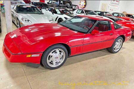 1988 Corvette Z51 Coupe picture #1