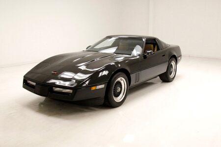 1985 Corvette Coupe Coupe picture #1