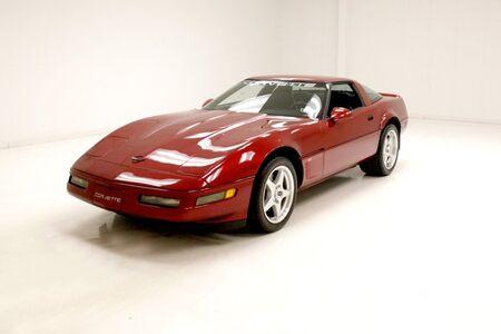 1995 Corvette Coupe Coupe picture #1